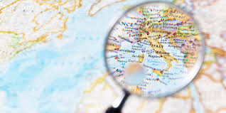 Norcia Italy Map Norcia Gastronomic Delights And Tragic Earthquake Huffpost