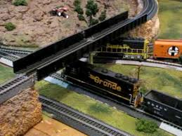 dcc operations ho scale model