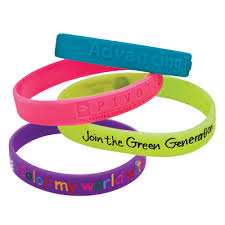 bracelet rubber images Silicone bracelets png&a