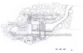 House Site Plan by Mui Ling Teh Architectural Drawings And Material Studies
