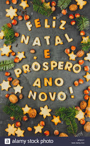 feliz natal cookies words merry and happy new year en