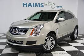 2015 srx cadillac 2015 used cadillac srx fwd 4dr luxury collection at haims motors