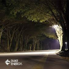 report a street light out duke energy street light out now you can report on the facebook