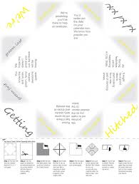 cootie catcher wedding program template save the date cootie catcher save the date paper fortune teller