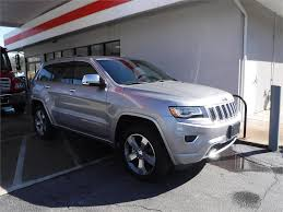 jeep overland for sale 2014 jeep grand overland for sale in asheville