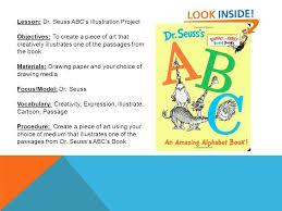 De Seuss Abc Read Aloud Alphabeth Book For Dr Seuss Illustration Abc S The Of Dr Seuss Ppt