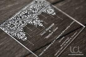 vinyl wedding invitations laser engraved acrylic wedding invitation laser cutting lab
