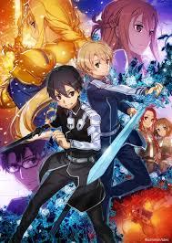 sword art online u0027 season 3 teaser trailer u0026 poster released