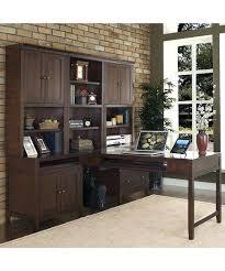 Computer Inside Desk Bookcase Altra Wood Computer Desk And Bookcase Set Blackred Inside
