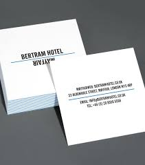 Hotel Business Card Browse Square Business Card Design Templates Moo Australia