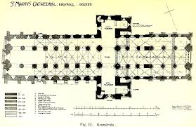 file st magnus cathedral plan view jpg wikimedia commons