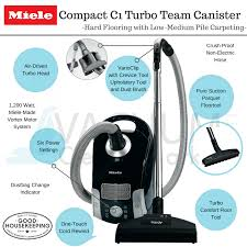 miele compact c1 turbo team canister vacuum cleaner vcm com