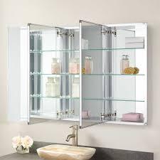 48 inch medicine cabinet recessed 48 furview recessed mount medicine cabinet bathroom
