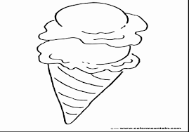 coloring pages ice cream cone 8 fresh of coloring pages ice cream cone photos coloring pages