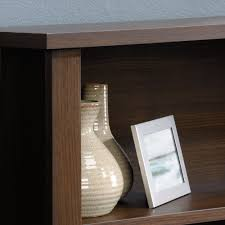 Sauder Cherry Bookcase by County Line Full Queen Bookcase Headboard 415997 Sauder