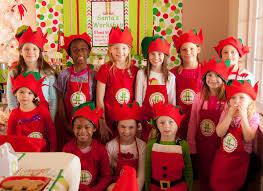 Christmas Party For Kids Ideas - santa u0027s workshop party elf on the shelf ideas lillian hope designs