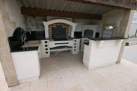cuisine extérieure d été plan cuisine exterieure d ete beau construction cuisine d ete