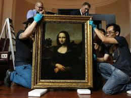 Mona Early Mona Lisa U0027 Unveiling The One In A Million Identical Twin To