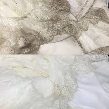 cleaning wedding dress wedding dress cleaning brides of winchester