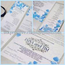 wedding invitations philippines locked wedding invitation blue and silver wedding invitations
