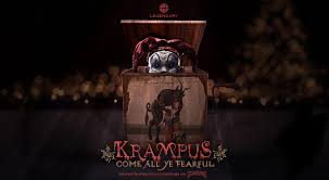 halloween horror nights trailer krampus maze to debut at halloween horror nights