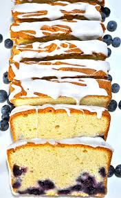 blueberry cream cheese pound cake brought to you by ken haedrich