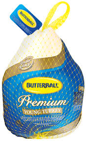 save 3 on a butterball turkey with the purchase of 4 sides