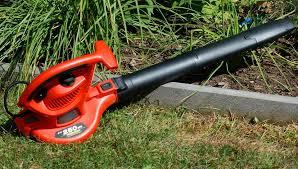 Blower Vaccum Review Of Electric Leaf Blower Vacuum Mulcher