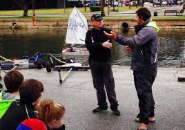 opti sailing insights from olympic coach fernando sallent