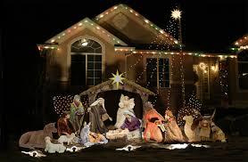 nativity yard lawn by big design big