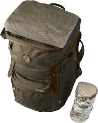 Backpack With Chair Attached Stubben Fjällräven