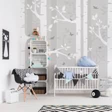 babyzimmer grau wei tapeten kinderzimmer grau olegoff