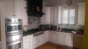 Johnson Kitchen Tiles - white kitchen cabinets in a modern tallahassee farmhouse