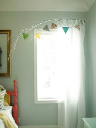 Curtain Rod Instructions 16 Creative Diy Curtain Rods Ideas