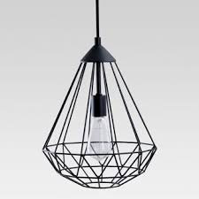 Caged Pendant Light Pendant Lighting Target