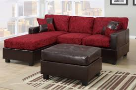 sectional sofas with ottoman red sectional sofa with ottoman catosfera net