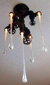 Water Faucet Night Light Dripping Faucet Lighting Lamp Light Faucet And Lights