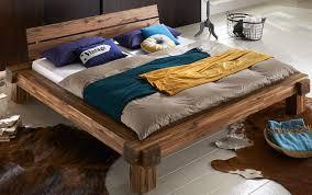 Bilder Schlafzimmer Amazon Xxs Elke Balkenbett 180 X 200 Cm In Warmem Braun Bett In