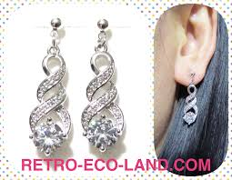 how to make clip on earrings bridal clip earrings archives comfortable bridal wedding clip on