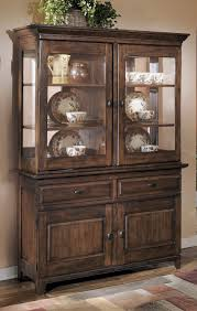 buy ashley furniture larchmont dining room buffet with hutch