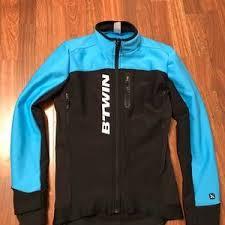 warm cycling jacket btwin other 900 warm cycling jacket poshmark