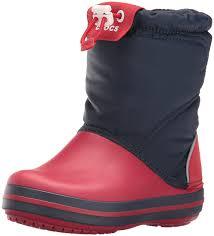 crocs shoes charms crocs cbndlodgeptbtk unisex kids slouch boots