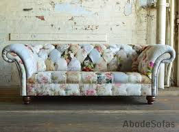 7 best floral chesterfield sofas u0026 chairs images on pinterest