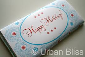 12 days of printable giveaways day 9 holiday candy wrappers