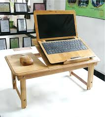 Laptop Desk Ideas Surprising Desk For Bed Laptop Desk Table Bed Stand Tray Diy