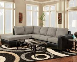 Sensations Grey Sectional By Affordable At Furniture Warehouse - Sofa warehouse nashville