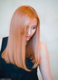 Light Strawberry Blonde Hair Formulas Rose Gold Peach Rose Chocolate U0026 Strawberry Blonde