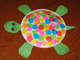 40 fun and fantastic paper plate crafts paper plate turtle