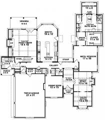 house plans with large porches 15 best house plans images on courtyard house plans