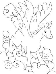 epic flying unicorn coloring pages 90 remodel coloring books